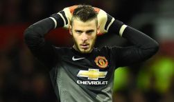 Despair for De Gea as he doesn't get his move to Real Madrid